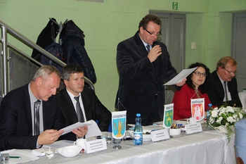 Galeria Spotkanie Polskiej Sieci Odnowy i Rozwoju Wsi w Cekcynie (14-15 paźdz. 2015r.) 1