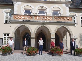 Galeria Zarząd PSORW w Łodygowicach