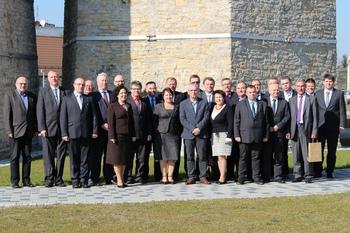 Galeria Spotkanie Polskiej Sieci Odnowy i Rozwoju Wsi w Gogolinie (18-19 marca 2015r.) 1