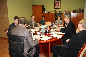 Galeria Spotkanie Prezydium PSORW w Urzędzie Miejskim w Gogolinie_16.02.2016 1