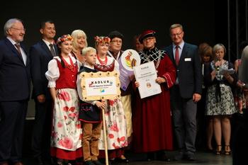 Galeria Uroczystości Europejskiej Nagrody Odnowy Wsi 2016 2