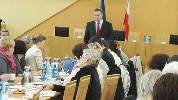 Galeria Spotkanie kandydatów do SNW z województwa opolskiego i śląskiego