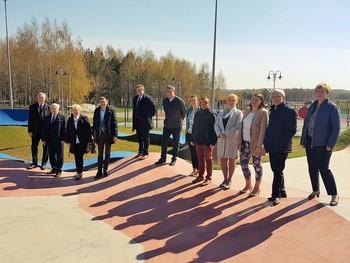 Galeria Posiedzenie Zarządu PSORW w gminie Sławno