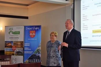 Galeria Spotkanie SNW i członków PSORW w gminie Wieprz